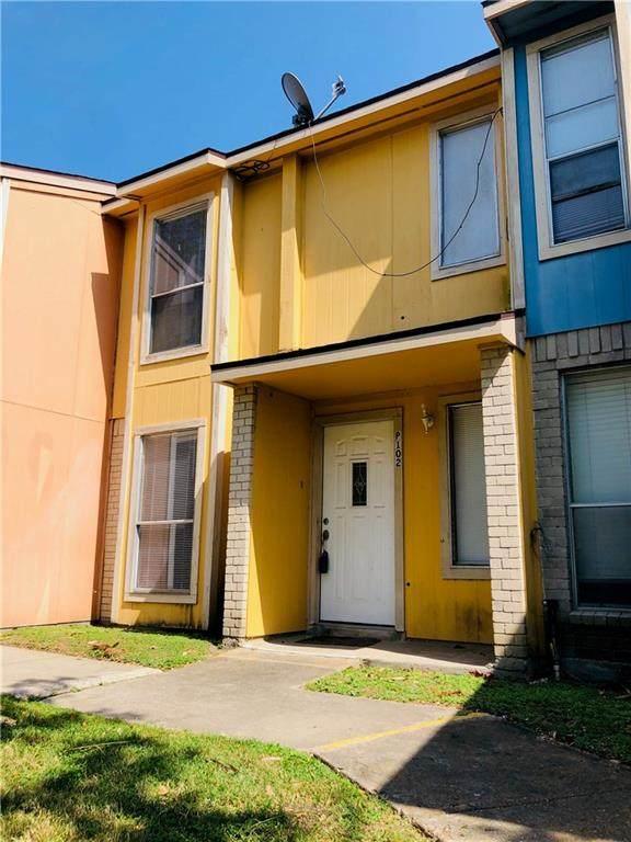 6702 Everhart #P102, Corpus Christi, TX 78413 (MLS #358907) :: RE/MAX Elite Corpus Christi