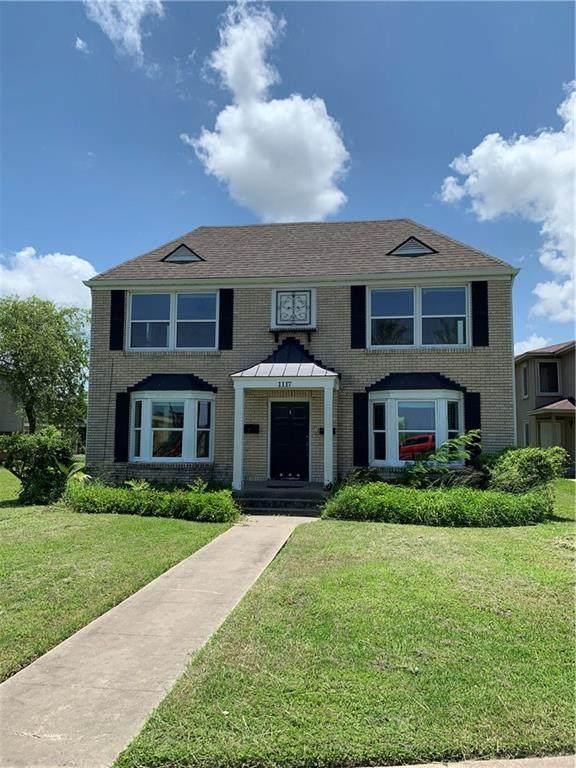 1117 Ocean Drive, Corpus Christi, TX 78404 (MLS #364029) :: KM Premier Real Estate