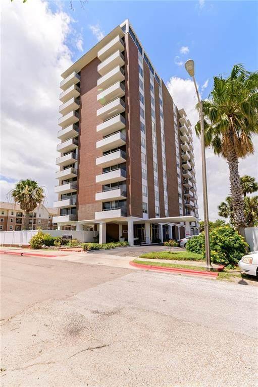 715 S Upper Broadway Street #1203, Corpus Christi, TX 78401 (MLS #364192) :: KM Premier Real Estate