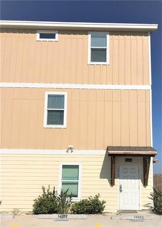14922 Packery View Loop, Corpus Christi, TX 78418 (MLS #364279) :: South Coast Real Estate, LLC