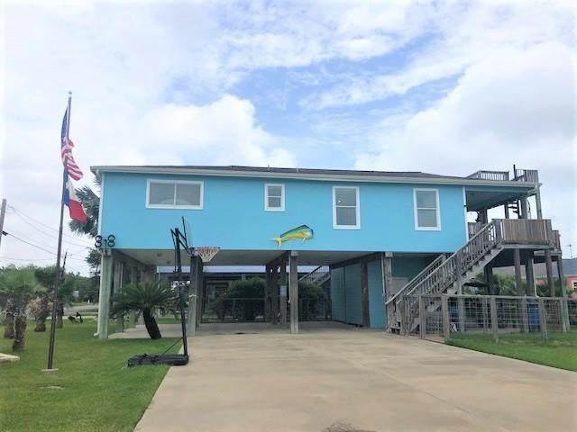 1332 S Church Street, Rockport, TX 78382 (MLS #365952) :: Desi Laurel Real Estate Group
