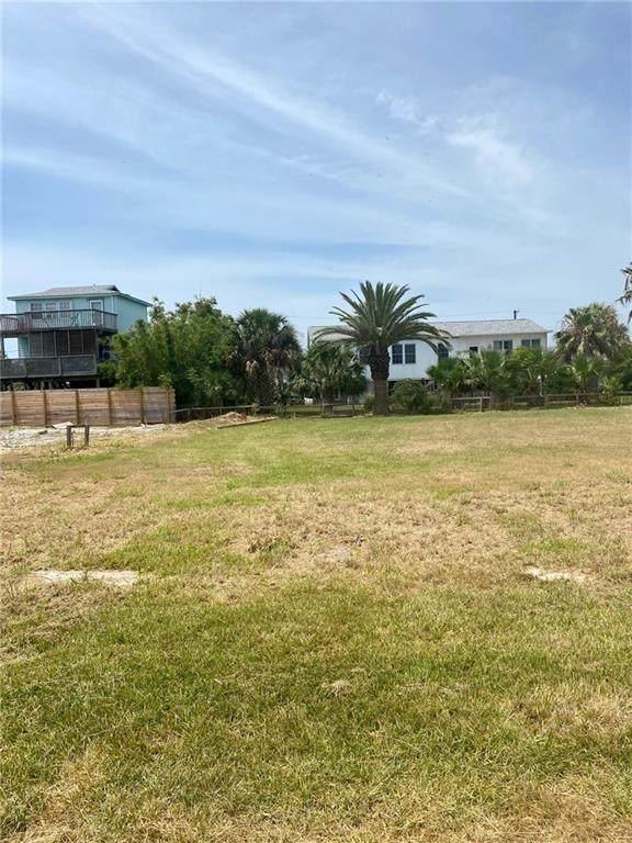 Lot 11A of 726 & 736 Tarrant, Port Aransas, TX 78373 (MLS #366174) :: South Coast Real Estate, LLC