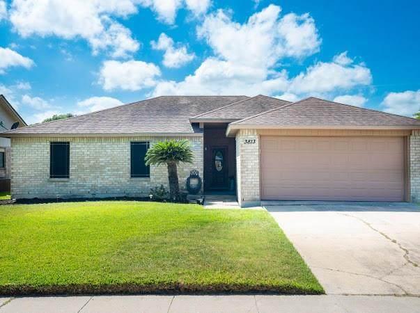 3813 Devils Creek Drive, Corpus Christi, TX 78410 (MLS #366333) :: Desi Laurel Real Estate Group