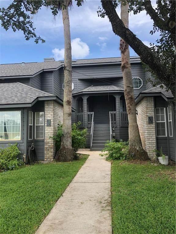 210 Oak Bay Street #703, Rockport, TX 78382 (MLS #366621) :: KM Premier Real Estate