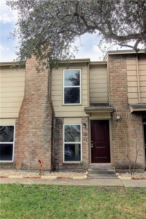 4023 Oak Bay Drive C, Corpus Christi, TX 78413 (MLS #366928) :: Desi Laurel Real Estate Group