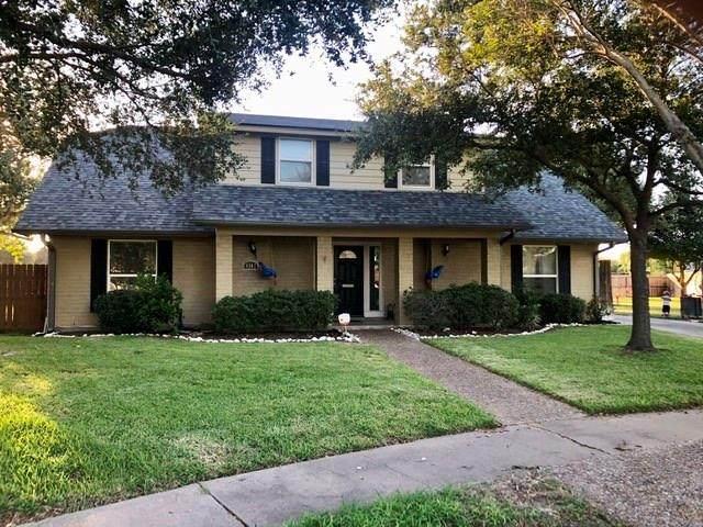 4802 Olympia Drive, Corpus Christi, TX 78413 (MLS #367040) :: Desi Laurel Real Estate Group
