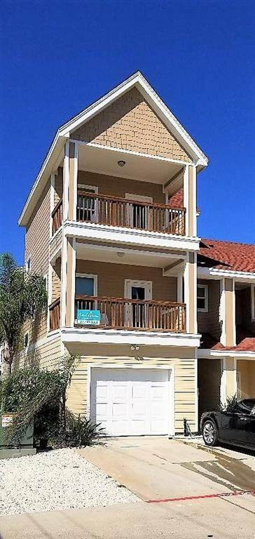 1813 S Eleventh Street #301, Port Aransas, TX 78373 (MLS #367114) :: RE/MAX Elite Corpus Christi