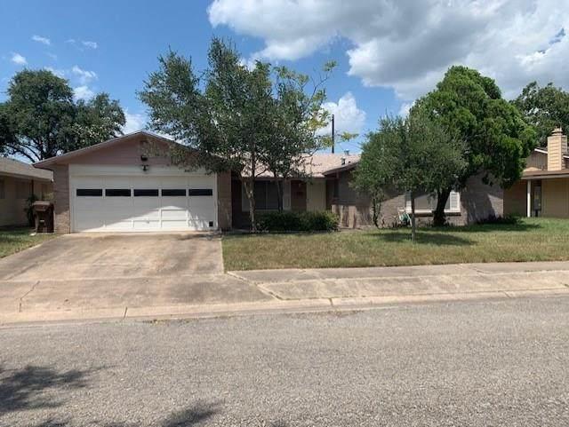 1606 Santa Fe Drive, Kingsville, TX 78363 (MLS #370057) :: South Coast Real Estate, LLC