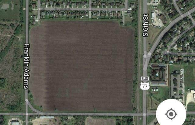 00 General Cavzos, Kingsville, TX 78363 (MLS #370485) :: South Coast Real Estate, LLC