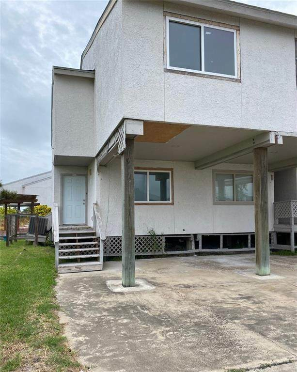 100 Port Royal #218, Aransas Pass, TX 78336 (MLS #370784) :: South Coast Real Estate, LLC