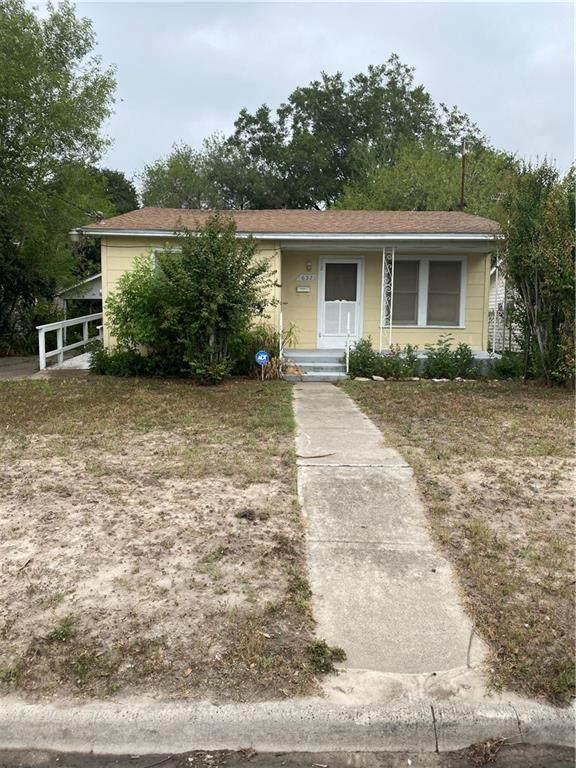627 Trevino St., Alice, TX 78332 (MLS #370804) :: South Coast Real Estate, LLC