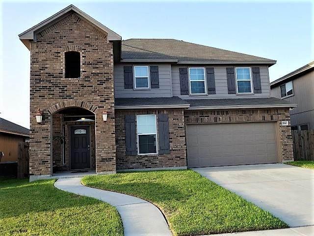 2110 Mangrove Drive, Portland, TX 78374 (MLS #370896) :: KM Premier Real Estate