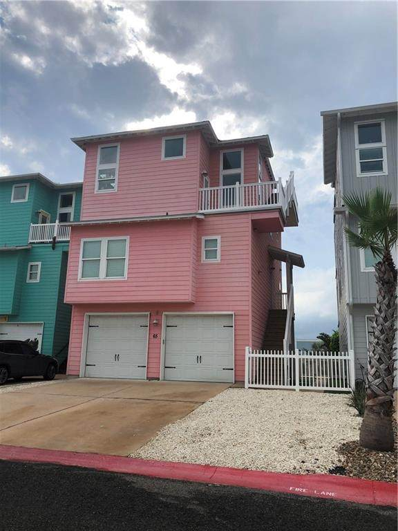 2525 S 11th Street, Port Aransas, TX 78373 (MLS #370994) :: South Coast Real Estate, LLC