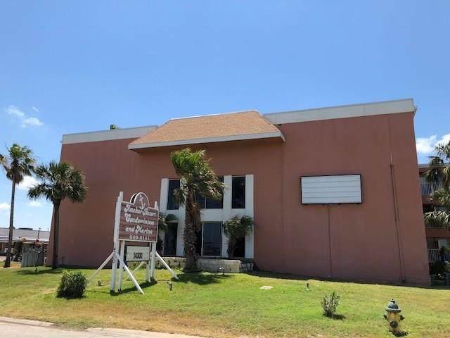 14300 S Padre Island Drive #45, Corpus Christi, TX 78418 (MLS #371022) :: RE/MAX Elite Corpus Christi
