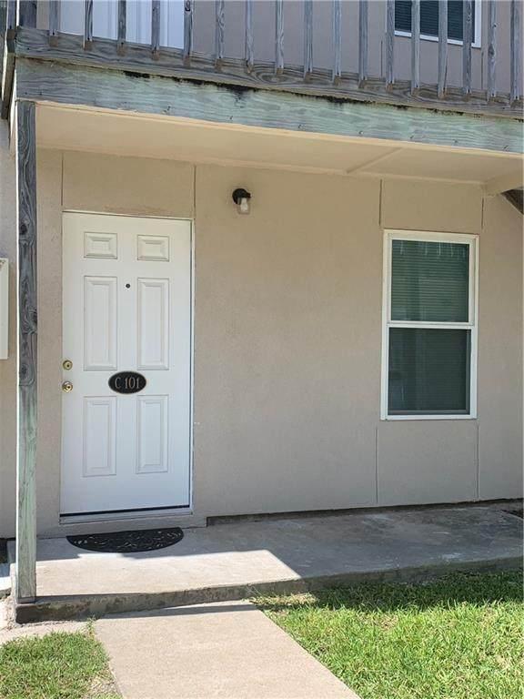 221 Marion Drive C101, Rockport, TX 78382 (MLS #371295) :: RE/MAX Elite Corpus Christi