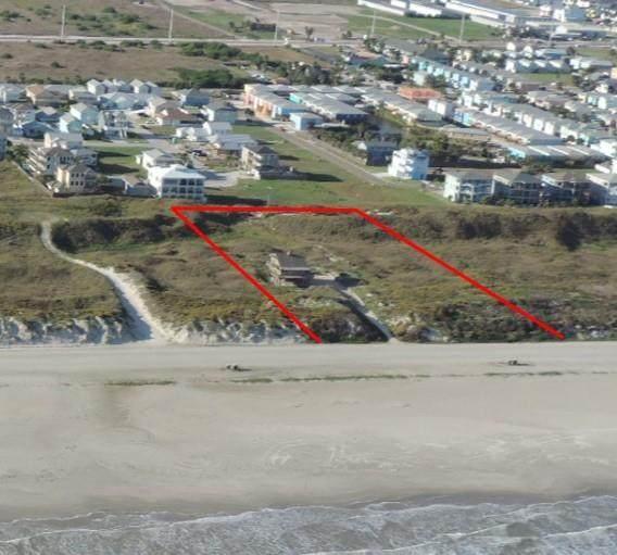 2906 On The Beach, Port Aransas, TX 78373 (MLS #371728) :: KM Premier Real Estate