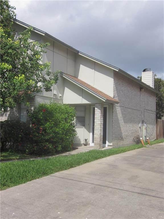 4630 Cedar Pass Drive F, Corpus Christi, TX 78413 (MLS #371748) :: RE/MAX Elite Corpus Christi