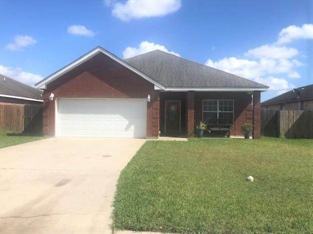 2110 Las Palmas Drive, Kingsville, TX 78363 (MLS #372114) :: KM Premier Real Estate