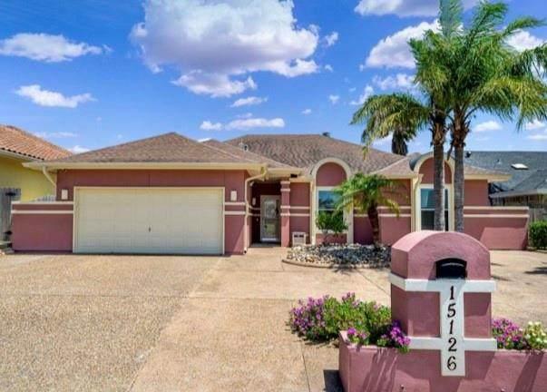 15126 Tesoro Drive, Corpus Christi, TX 78418 (MLS #373308) :: KM Premier Real Estate