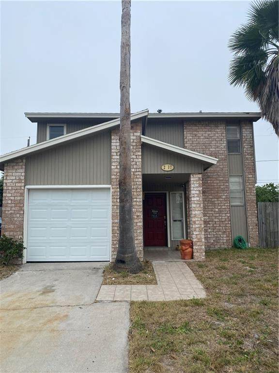 2817 S Sea Drive, Corpus Christi, TX 78418 (MLS #373317) :: South Coast Real Estate, LLC