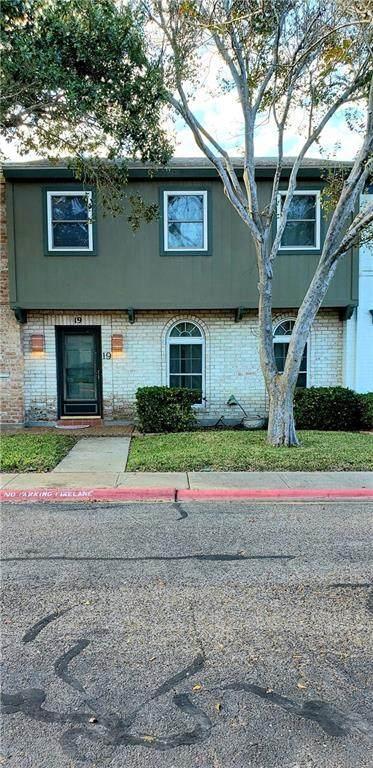 19 Townhouse Lane #19, Corpus Christi, TX 78412 (MLS #375240) :: KM Premier Real Estate