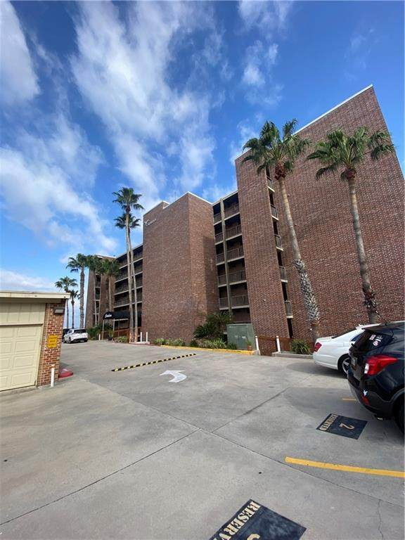 4334 Ocean Drive #606, Corpus Christi, TX 78412 (MLS #375318) :: South Coast Real Estate, LLC