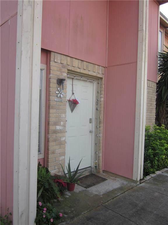 6702 Everhart W 104, Corpus Christi, TX 78413 (MLS #375857) :: RE/MAX Elite Corpus Christi