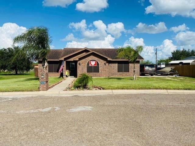 806 S Frans Street, Hebbronville, TX 78361 (MLS #376109) :: KM Premier Real Estate