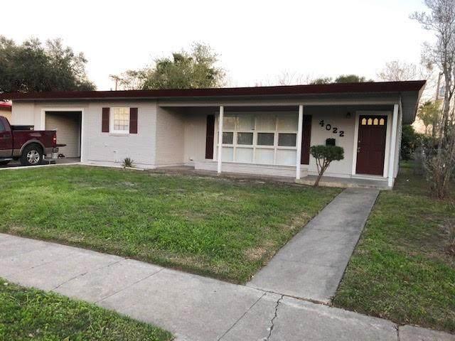 4022 Stirman Street, Corpus Christi, TX 78411 (MLS #376699) :: KM Premier Real Estate