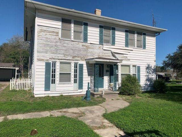 213 Locke Street, Woodsboro, TX 78393 (MLS #376771) :: KM Premier Real Estate