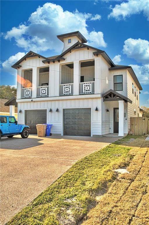 1124 Nagle Street, Corpus Christi, TX 78418 (MLS #376930) :: KM Premier Real Estate
