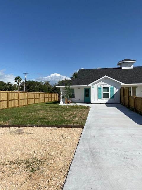 809 Palmetto D, Rockport, TX 78382 (MLS #377071) :: RE/MAX Elite Corpus Christi
