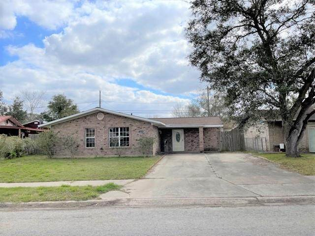 1619 E Fordyce Avenue, Kingsville, TX 78363 (MLS #377759) :: South Coast Real Estate, LLC