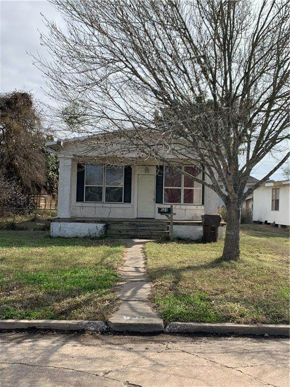 509 E Johnston Avenue, Kingsville, TX 78363 (MLS #378052) :: South Coast Real Estate, LLC