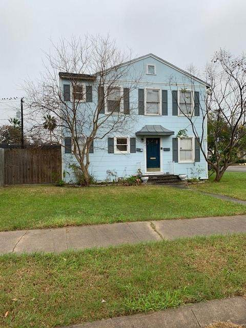 341 Sunset Avenue, Corpus Christi, TX 78404 (MLS #378070) :: RE/MAX Elite Corpus Christi