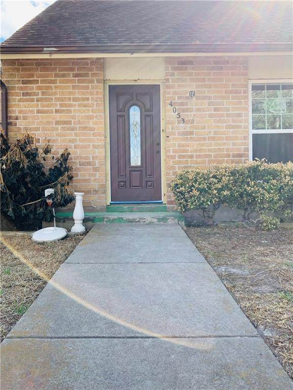 4053 Killarmet Drive, Corpus Christi, TX 78413 (MLS #378135) :: KM Premier Real Estate