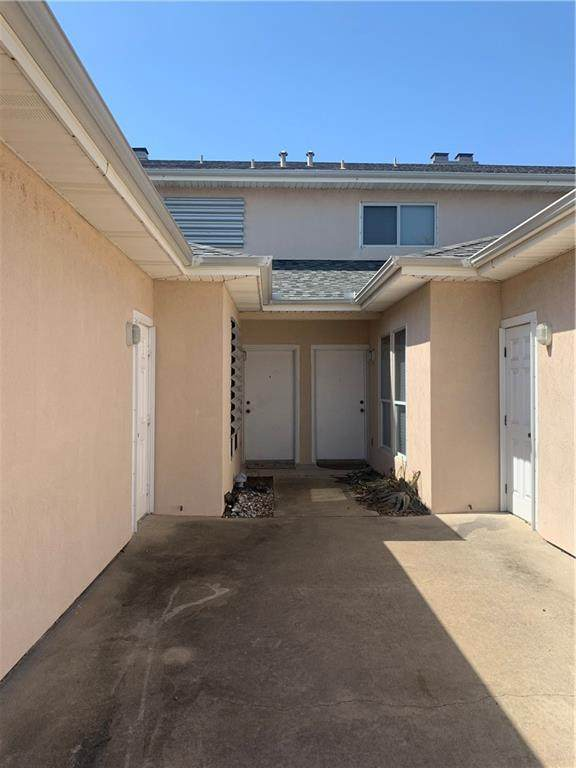 15433 Seamount Cay Court #4, Corpus Christi, TX 78418 (MLS #378531) :: RE/MAX Elite Corpus Christi