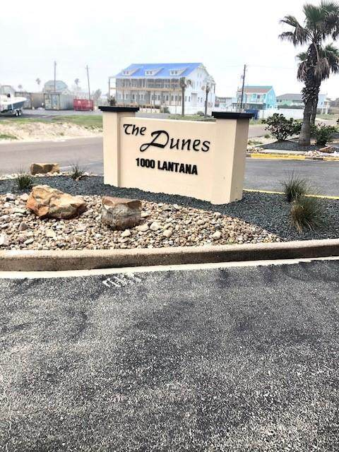 1000 Lantana Drive #306, Port Aransas, TX 78373 (MLS #378592) :: RE/MAX Elite Corpus Christi