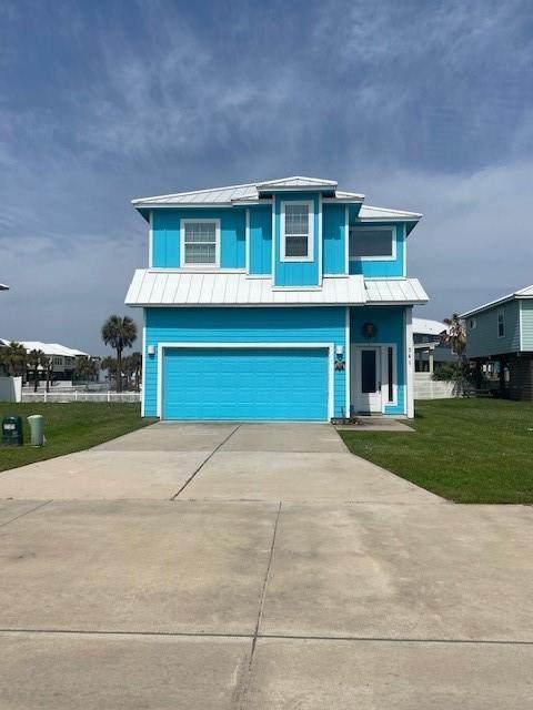 341 Paradise Pointe Drive, Port Aransas, TX 78373 (MLS #380428) :: South Coast Real Estate, LLC