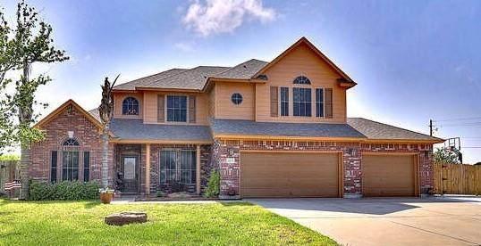 3217 Montebello Drive, Corpus Christi, TX 78414 (MLS #380530) :: RE/MAX Elite | The KB Team