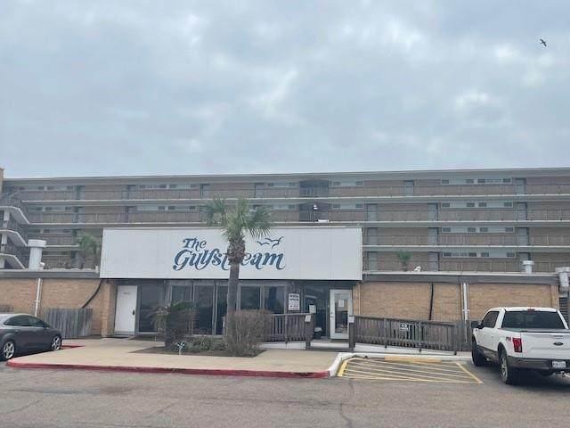 14810 Windward Drive #517, Corpus Christi, TX 78418 (MLS #380974) :: KM Premier Real Estate