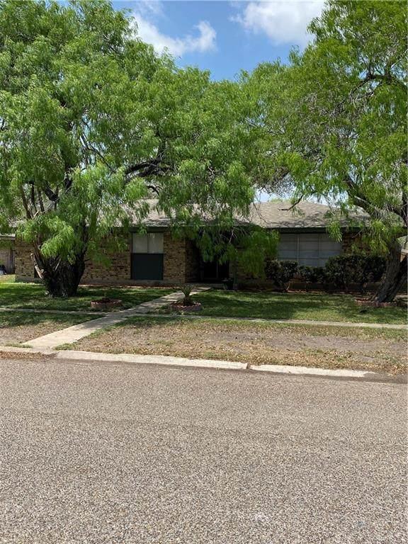 719 S 24th Street, Kingsville, TX 78363 (MLS #381006) :: RE/MAX Elite | The KB Team