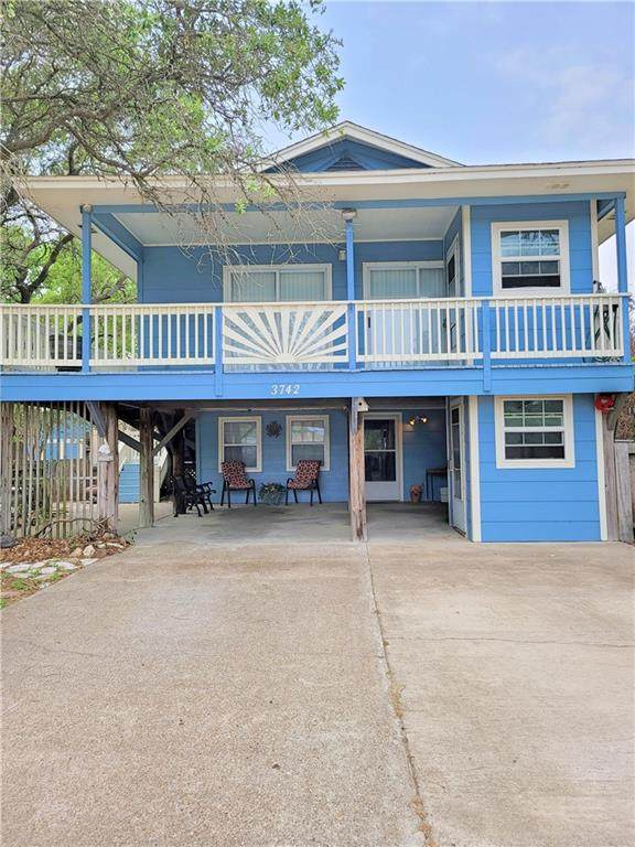 3742 Sweet Bay Drive, Corpus Christi, TX 78418 (MLS #381101) :: South Coast Real Estate, LLC