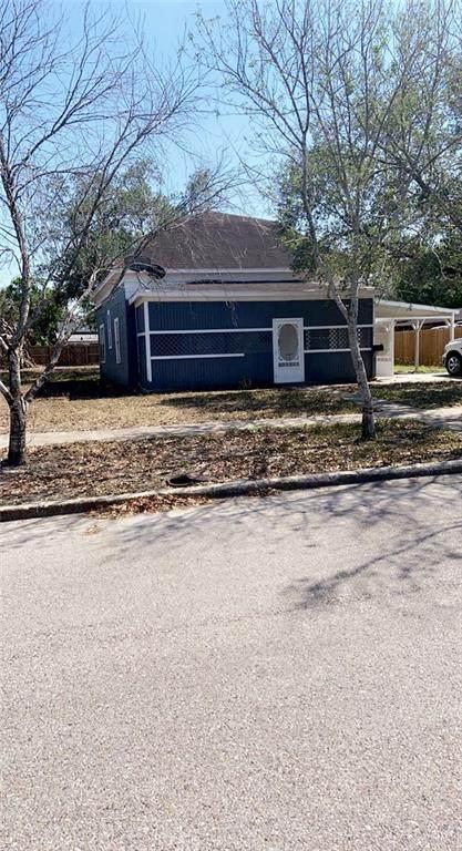 323 E Fordyce Avenue, Kingsville, TX 78363 (MLS #381430) :: KM Premier Real Estate