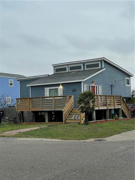 202 W Roberts Avenue, Port Aransas, TX 78373 (MLS #381459) :: RE/MAX Elite | The KB Team