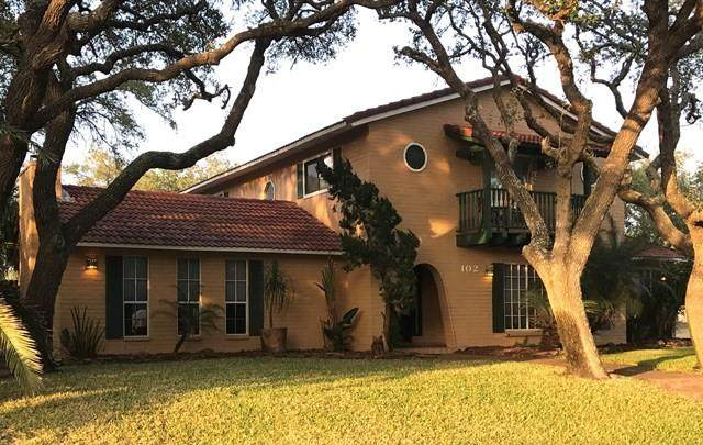 102 Bay Hills Drive, Rockport, TX 78382 (MLS #382180) :: RE/MAX Elite Corpus Christi