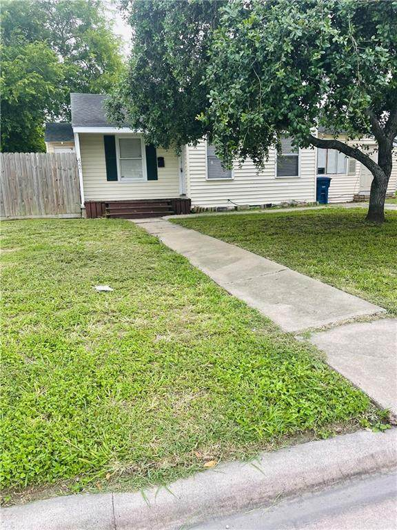 4225 Harry Street, Corpus Christi, TX 78412 (MLS #383343) :: RE/MAX Elite Corpus Christi