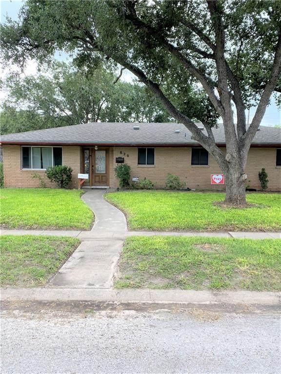 820 S 17th Street, Kingsville, TX 78363 (MLS #383450) :: RE/MAX Elite | The KB Team