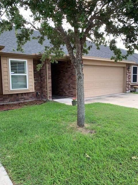 4750 Grand Junction Drive #36, Corpus Christi, TX 78413 (MLS #384757) :: RE/MAX Elite Corpus Christi