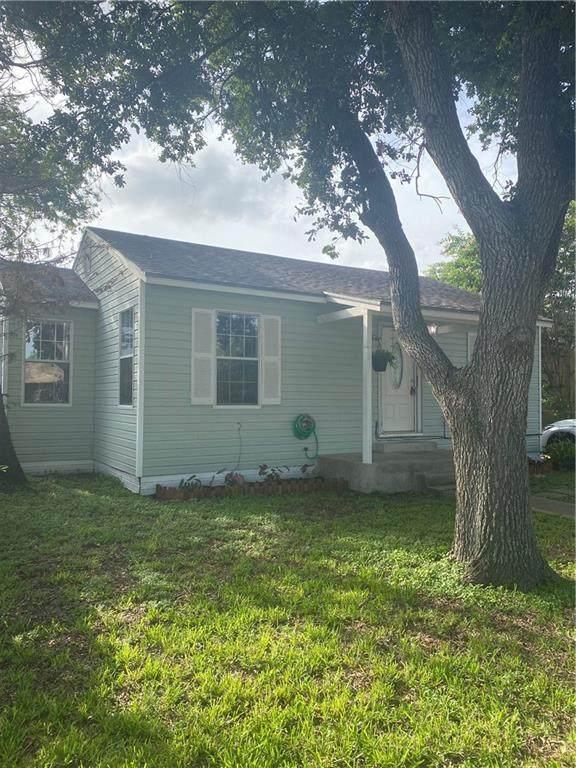 4741 Nesbitt Drive, Corpus Christi, TX 78415 (MLS #384822) :: KM Premier Real Estate